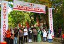 Kapolda Gorontalo Hadiri Peresmian Kampus Tangguh di Fakultas Hukum Universitas Negeri Gorontalo (UNG)