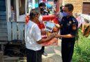 Aksi Sosial Di Tengah Pandemi, KPPBC Nunukan Bagikan Bantuan Beras Dan Takjil Bagi Masyarakat