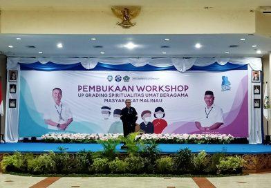 Bupati Wempi Buka Workshop Up Grading Spiritualitas Umat Beragama