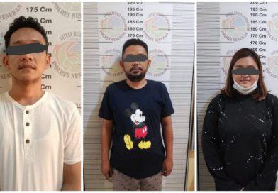 Satreskoba Nunukan Bongkar Sindikat Penjual Sabu Dan Ekstasi