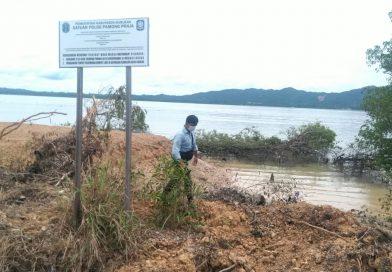 Rusak Ekosistem Mangrove, Keberadaan Pangkalan Di Jalan Lingkar Menuai Sorotan