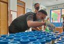 Lapas Nunukan Gandeng BNNK Lakukan Tes Urine Untuk 66 Sipir Lapas Nunukan